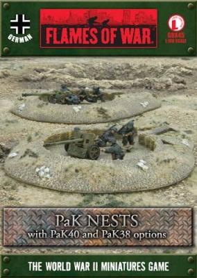 PaK Nests