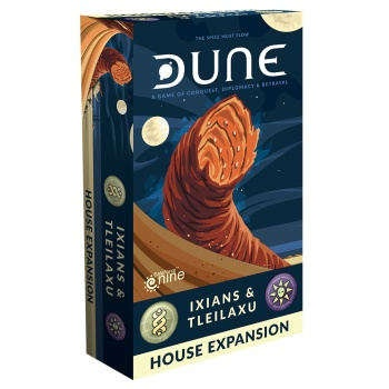 Dune: The Ixians and the Tleilaxu House Expansion - EN
