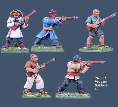 Peasant Soldiers #2