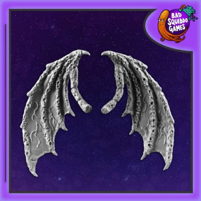 Demonic Wings (1 Pair)