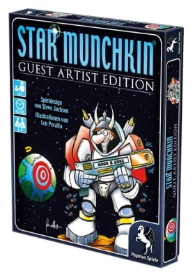 Star Munchkin  - Guest Artist Edition (Peralta-Version)