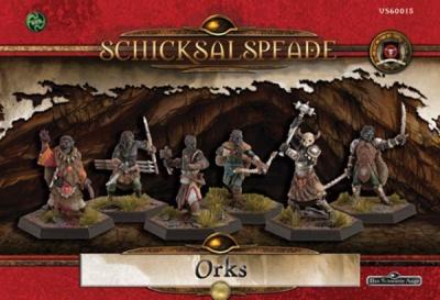 Schicksalspfade-Miniaturenbox: Krallen des Aikar