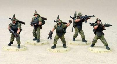 Spetsnaz Anti-Tank Squad