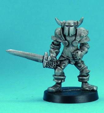 Chaos Knight with sword