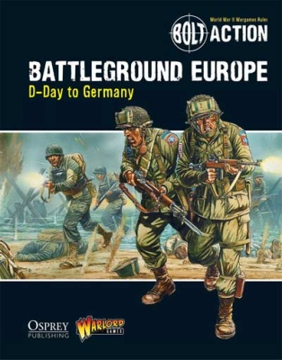 Bolt Action - Battleground Europe