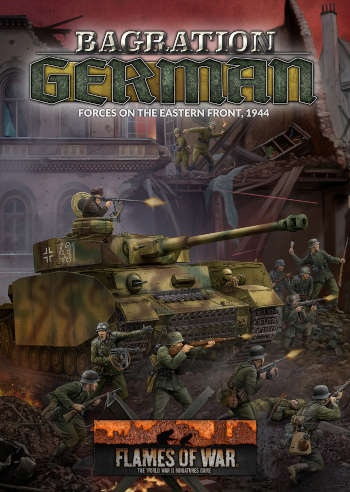 Bagration: German (LW)