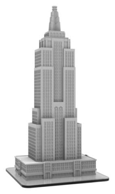Imperial State Building - Monsterpocalypse Building (resin)