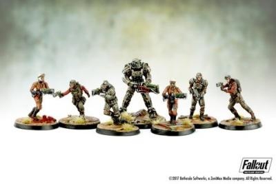 Brotherhood of Steel Core Box