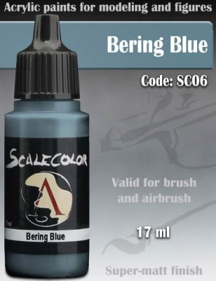 Scalecolor 06 Bering Blue (17ml)