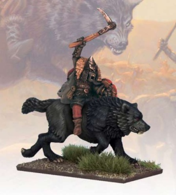 Goblin Wolf Rider Champion 3
