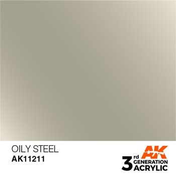 Oily Steel 17ml