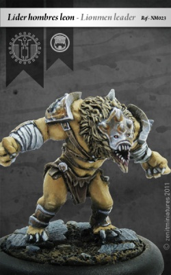 Lionmen Leader (TFC)