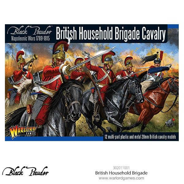 British Household Brigade Cavalry