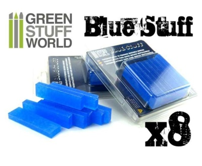 Blue Stuff Mold (8)