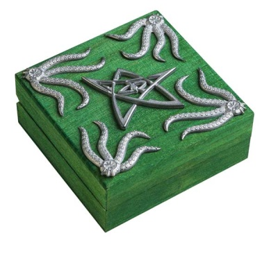Call of Cthulhu: Cthulhu Green Dice Chest
