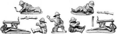 British Machine-Gunners