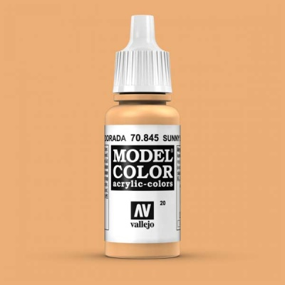 Model Color 020 Sonnige Hautfarbe (Sunny Skin Tone) (845)