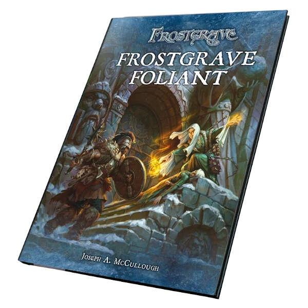 Frostgrave: Foliant - Kampagnenbuch