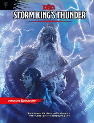 Dungeons & Dragons: Storm King's Thunder (Hardcover)