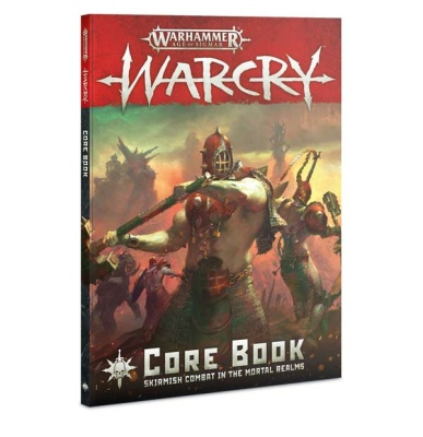 Age Of Sigmar Warcry: Rulebook ENGLISCH