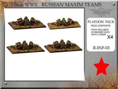 Russian Maxim Teams