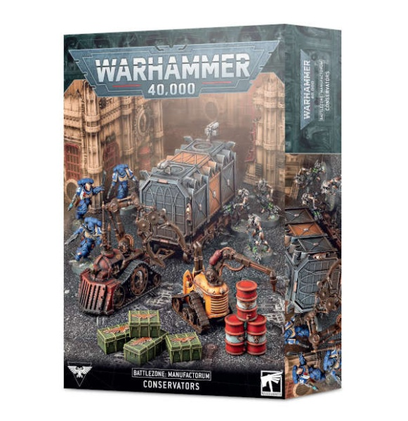 Battlezone Manufactorum: Konservatoren