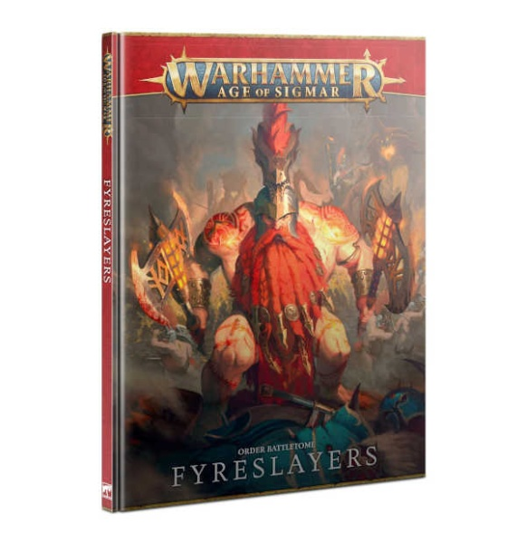 Order Battletome: Fireslayers (2019) (SC)