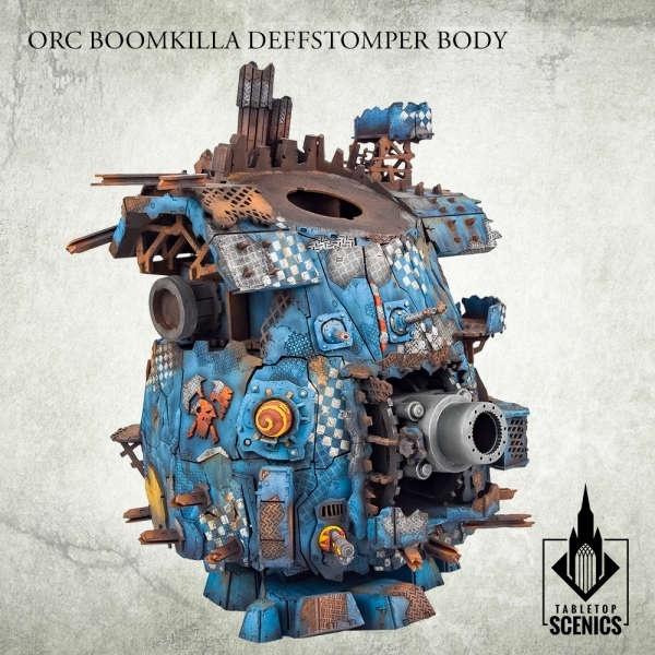 Orc Boomkilla Deffstomper Body