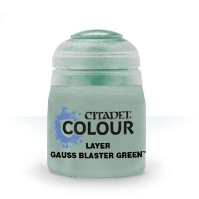 Gauss Blaster Green (Layer)
