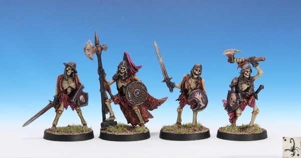 Skeleton Warriors 1