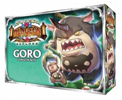 Super Dungeon Explore - Der Vergessene König: Goro