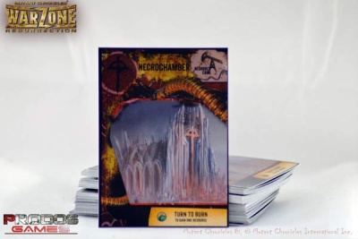 Dark Legion Resource Cards