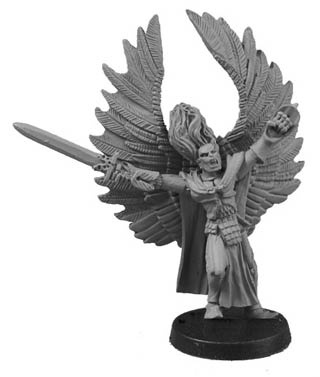 GABRIEL, ANGEL OF VENGEANCE