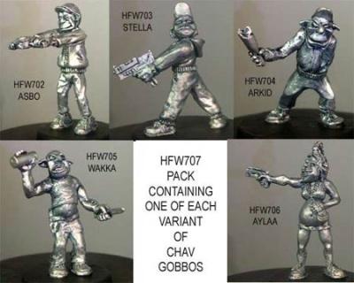Goblin multi-pack (5)