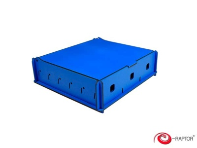Board Game Storage Boxes: Universal Box Medium (Blue)