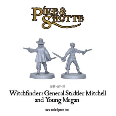 Witchfinder General: Stickler Mitchell and Young Megan