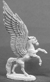 Greycloud, Pegasus