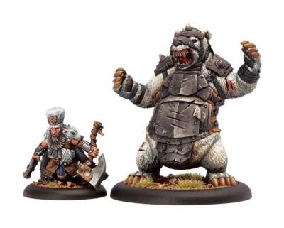 Minion Lesser Warlock Brun Cragback & Lug Character Heavy Wa
