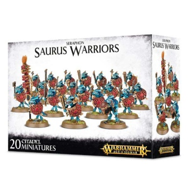 Saurus Warriors (MO)