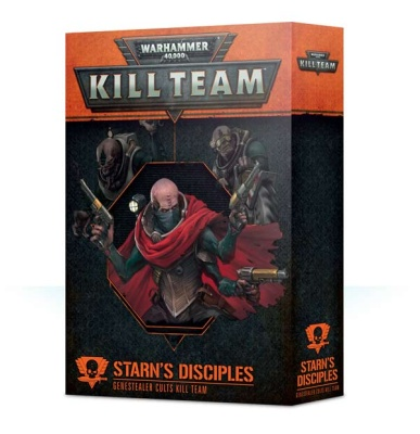 KILL TEAM: Starns Disciples (ENGLISCH)