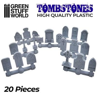 Tombstones (20)