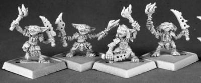 Goblin Pyros (4)