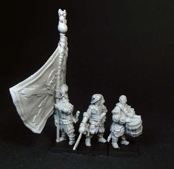 Gryphon Halberdiers Command