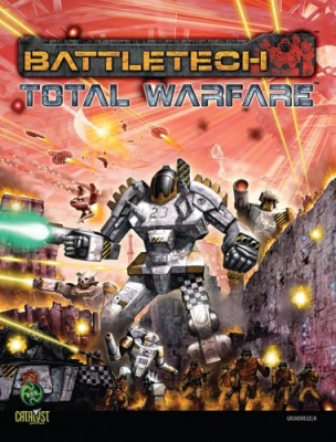 BattleTech Total Warfare (deutsch)