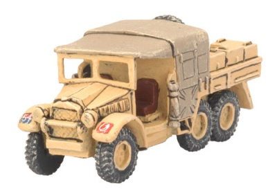 Morris AA tractor (x2)