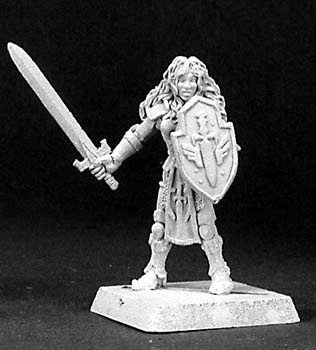 Mercenary Bladesister