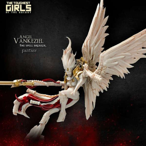 New Angel Vankeziel the Spell Breaker TR (SoTO - F)