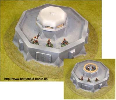 Bastion Stronghold