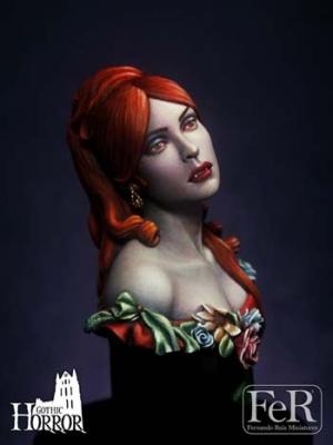 Lucy, the Vampire bride (1/12)