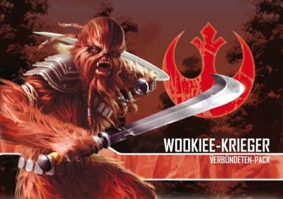 Star Wars: Imperial Assault - Wookiee-Krieger DEUTSCH